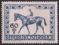 ANK Nr. 837, Michel Nr. 811, Preis der Stadt Wien, postfrisch