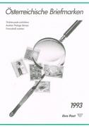 Österreich, Jahreszusammenstellung der Österreichischen Post Nr. 14, Jahr 1993