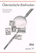 Österreich, Jahreszusammenstellung der Österreichischen Post Nr. 15, Jahr 1994