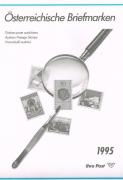 Österreich, Jahreszusammenstellung der Österreichischen Post Nr. 16, Jahr 1995
