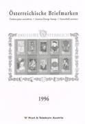 Österreich, Jahreszusammenstellung der Österreichischen Post Nr. 17, Jahr 1996