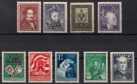 Österreich Jahrgang 1950 postfrisch, DB GST-SA