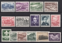 Österreich Jahrgang 1962 postfrisch