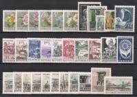 Österreich Jahrgang 1964 postfrisch