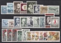 Österreich Jahrgang 1968 postfrisch