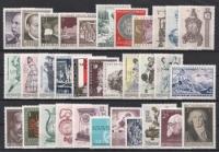 Österreich Jahrgang 1970 postfrisch