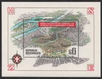 Blockausgabe Nr. 10, KSZE - Block 1986, postfrisch