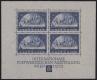 Block 1, Wipa-Block 1933 im Format 127 mm x 104,5 mm postfrisch mit Original WIPA-Block Umschlag, ATTEST Soecknick