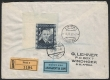 Österreich, 1936, ANK Nr. 588, Michel Nr. 588, 10 S Dollfuß REKO-FLUGPOST-BRIEF von LINZ nach WINDHOEK in Südafrika, seltene Desitination und sehr gute Bedarfserhaltung, DB HDR995