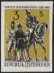 Österreich, 1963, ANK Nr. 1159 U, MICHEL Nr. 1129 U, Pariser Postkonferenz UNGEZÄHNT, postfrisch, DB CG28768