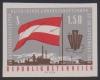 """Österreich, 1963, ANK Nr. 1162 U, Michel Nr. 1132 U, Gewerkschaftsbund, ungezähnt, postfrisch, BEFUND Dr. Glavanovitz """"echt und einwandfrei"""", DB D1363"""