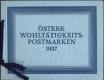ANK Nr. 649 - 657, Michel Nr. 649 - 657, Österreichische Ärzte 1937 in seltener Geschenkmappe bzw. Geschenkheft der Österreichischen Post, selten !!! DB M1074
