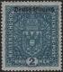 """Österreich, 1919, ANK Nr. 243 P, MICHEL Nr. 243 P, Freimarke in Wappenzeichnung - 2 Kronen mit PROBEAUFDRUCK, postfrisch, ATTEST Soecknick """"echt und einwandfrei"""" - SEHR SELTEN !!, DB VF2464"""