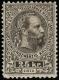 Telegraphenmarke T4 25 Kreuzer schwarz im Buchdruck bzw. Steindruck ungebraucht, ATTEST Dr. Ferchenbauer