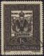 """ANK Nr. 962, Michel Nr. 950, 100 Jahre Österreichische Briefmarke, DOPPELDRUCK bzw. DOPPELDRUCKÄHNLICHER DRUCK, gestempelt, ATTEST Puschmann """"echt und einwandfrei"""", DB M1807"""