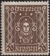 Österreich, 1922/24, ANK Nr. 398 B II, MICHEL Nr. 398 B II, Freimarkenausgabe: Frauenkopf 20 Kronen in Lz. 11 ½, postfrisch