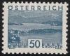 541, 50 Groschen Blau, Landschaftsbilder ( Kleine Landschaft ), postfrisch