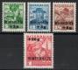Österreich, 1935, ANK Nr. 613 - 616, MICHEL Nr. 613 - 616, Winterhilfe II - 2. Ausgabe, postfrisch, DB D491