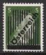 ANK Nr. 668 I a x, Michel Nr. 668 I a, 3. Wiener Aushilfsausgabe 5 Pfennig Type I mit 14 Gitterlinien, glatter Gummi postfrisch