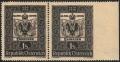 """Österreich, 1950, ANK Nr. 962 Ur, MICHEL Nr. 950 Ur, 100 Jahre Österreichische Briefmarke, RECHTS UNGEZÄHNT, postfrisch, ATTEST Soecknick """"echt und einwandfrei"""", TOP-RARITÄT Österreich 2. Republik !!"""