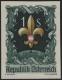 Österreich, 1951, ANK Nr. 983 U, MICHEL Nr. 966 U, 7. Weltjamboree ( Weltpfadfindertreffen ) - UNGEZÄHNT - postfrisch, ATTEST Soecknick