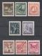 ANK Nr. 784 - 791, Michel Nr. 776 - 783, Antifa-Ausstellung, postfrisch