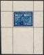 Deutsches Reich, Ostmark ( Österreich im 3. Reich ), 1941, Nr. 774 P, Postkameradschaft - 2. Ausgabe, 8+12 Pfg. als gezähnter Einzelabzug im Kleinbogenformat in der Farbe schwärzlichviolettultramarin , postfrisch - SEHR SELTEN !