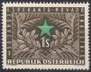 ANK Nr. 1014, Michel Nr. 1005, 50 Jahre Esperantobewegung in Österreich, postfrisch