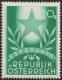 ANK Nr. 947, Michel Nr. 935, Österreichischer Esperantokongreß per 10 Stück, postfrisch, ANK € 20,-- DB D1016