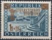 ANK Nr. 996, Michel Nr. 983, 60 Jahre Gewerkschaftsbewegung in Österreich, postfrisch