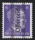 ANK Nr. 678 ax, Michel Nr. 678 ax, 6 Pfg. Grazer Aushilfsausgabe, geriffelter Gummi, postfrisch