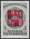 """Österreich, 1966, ANK Nr. 1260 F II, Michel Nr. 1230 F II, Hochschule Linz mit fehlendem Golddruck, postfrisch, ATTEST Soecknick """"echt und einwandfrei"""" - TOP-RARITÄT ! - nur 2 Stück bekannt, DB"""