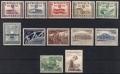 Österreich Jahrgang 1955 postfrisch, DB GST-SA