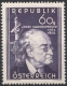 ANK Nr. 963, Michel Nr. 951, 100. Todestag von Josef Madersperger per 10 Stück, postfrisch, ANK € 100,-- DB D1016