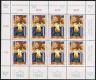 ANK Nr. 2320, Michel Nr. 2289, Tag der Briefmarke 1999 im Kleinbogen, postfrisch