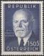 ANK Nr. 995, Michel Nr. 982, 80. Geburtstag von Dr. h. c. Theodor Körner, postfrisch