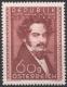 ANK Nr. 960, Michel Nr. 948, 160. Geburtstag von Moritz Daffinger per 10 Stück, postfrisch, ANK € 120,-- DB D1016
