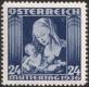 Österreich, 1936, ANK Nr. 627, MICHEL Nr. 627, Muttertag 1936, postfrisch, DB D498