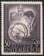 Österreich, 1949, NICHT VERAUSGABTE BRIEFMARKE DER GEPLANTEN SERIE