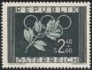 Österreich, 1952, ANK Nr. 985, MICHEL Nr. 969, Olympische Spiele 1952, postfrisch, DB D667