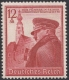 Michel Nr. 691, ANK Nr. 691, 50. Geburtstag Adolf Hitlers, postfrisch