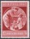 Michel Nr. 744, ANK Nr. 744, 51. Geburtstag Adolf Hitlers, postfrisch