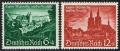 Michel Nr. 748 - 749, ANK Nr. 748 - 749, Eupen-Malmedy wieder Deutsch, postfrisch