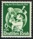 Michel Nr. 762, ANK Nr. 762, Tag der Briefmarke 1941, postfrisch