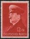 Michel Nr. 772 x, ANK Nr. 772 x, 52. Geburtstag von Adolf Hitler, postfrisch