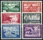 Michel Nr. 773 - 778, ANK Nr. 773 - 778, Postkameradschaft 2. Ausgabe, postfrisch