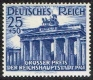 Michel Nr. 803, ANK Nr. 803, Großer Preis von Berlin, postfrisch