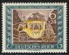 Michel Nr. 828, ANK Nr. 828, Tag der Briefmarke, postfrisch