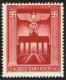 Michel Nr. 829, ANK Nr. 829, 10. Jahrestag der Machtergreifung Adolf Hitlers, postfrisch