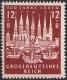 Michel Nr. 862, ANK Nr. 862, 800 Jahre Hansestadt Lübeck, postfrisch